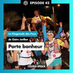"""#42 """"Porte bonheur"""", la Diagonale des Fous de Claire Jarillon"""